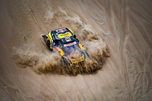 Dakar Perù 2019 Loeb-Peugeot. Pisco-Nazca-San Juan de Marcona: si vince!