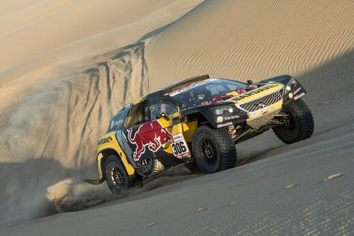 Dakar Perù 2019 Loeb-Peugeot. Pisco-Nazca-San Juan de Marcona: si vince! (4)