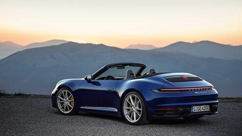 Porsche 911 Cabrio, le prime foto (2)
