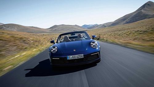 Porsche 911 Cabrio, le prime foto (6)