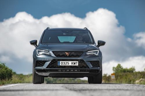 Cupra Ateca, SUV da 300 CV e finiture top per famiglie veloci [Video] (8)