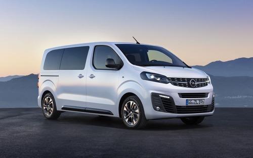 Opel Zafira Life, il monovolume dell'era PSA (4)