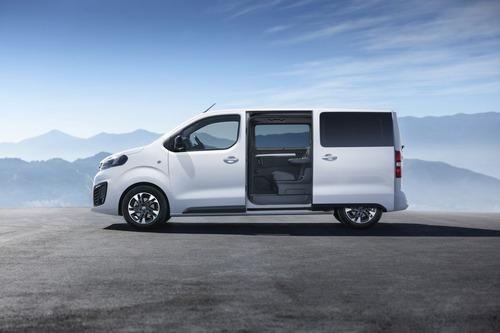 Opel Zafira Life, il monovolume dell'era PSA (9)