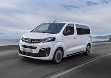 Opel Zafira Life, il monovolume dell'era PSA