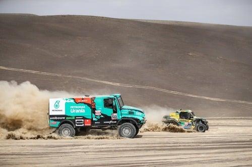 Dakar 2019 100% Perù. Dakar stravolta. In testa Al Attiyah (Toyota) e Quintanilla (Husqvarna) (2)