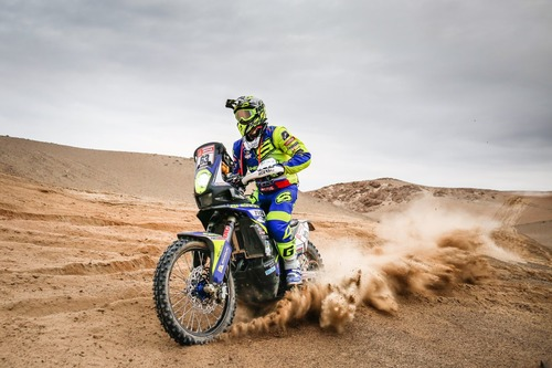 Dakar 2019 100% Perù. Dakar stravolta. In testa Al Attiyah (Toyota) e Quintanilla (Husqvarna) (5)