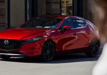 Nuova Mazda3 ibrida: ecco il listino prezzi Italia 2019