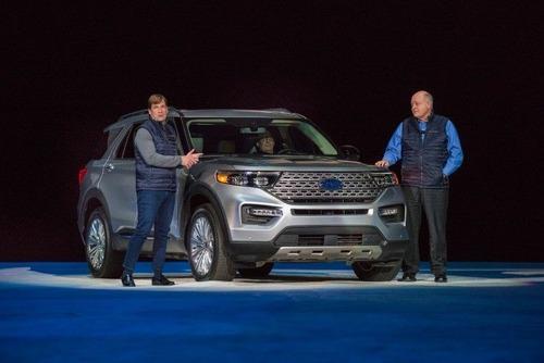 Ford Explorer 2019: ecco la nuova serie del SUV americano [gallery & video] (4)