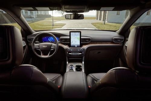 Ford Explorer 2019: ecco la nuova serie del SUV americano [gallery & video] (5)