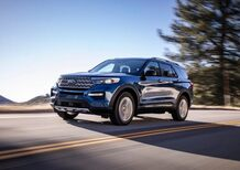 Ford Explorer 2019: ecco la nuova serie del SUV americano [gallery & video]