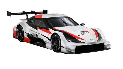 Toyota GR Supra Super GT, svelata la concept racing (2)