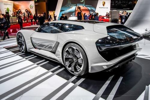 Audi PB18 e-tron, saranno prodotti 50 esemplari (3)