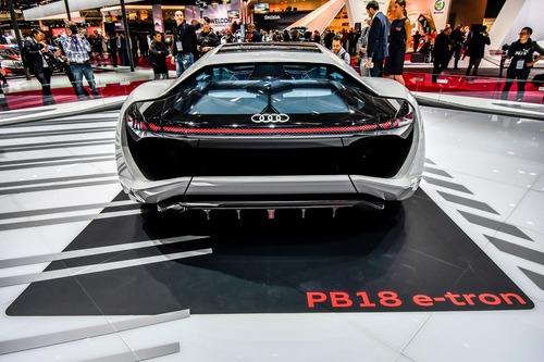 Audi PB18 e-tron, saranno prodotti 50 esemplari (6)