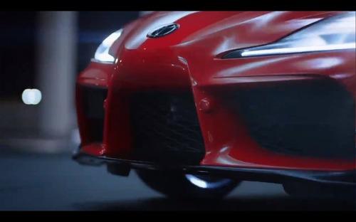 Nuova Toyota Supra 2019: eccola in veste ufficiale [video - foto gallery] (6)