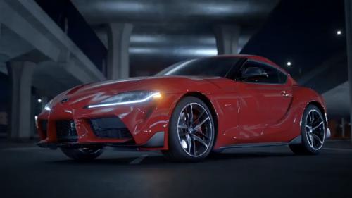 Nuova Toyota Supra 2019: eccola in veste ufficiale [video - foto gallery] (2)
