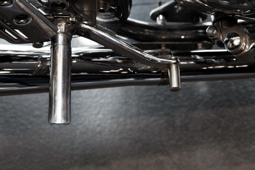 Royal Enfield Continental GT: la special di Bandit9 Motors (9)