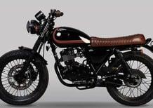 Mutt Motorcycles Mutt S-54 125