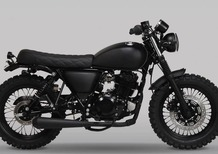 Mutt Motorcycles Mutt Fat Sabbath 250