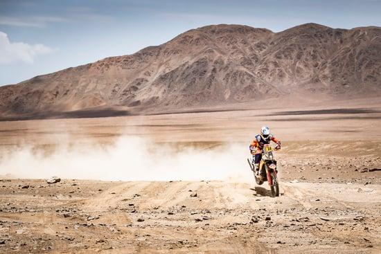 Sam Sunderland (foto: Marcin Kin/KTM)