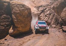 Dakar 19 100% Perù. E se fosse Al-Attiyah vs Loeb?