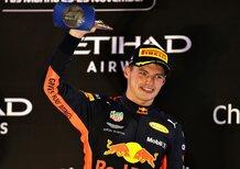 F1: Verstappen, all'ePrix di Marrakech di Formula E per punizione