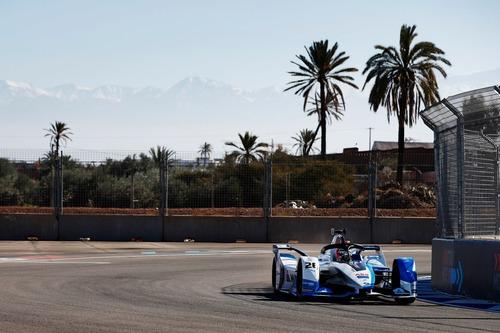 Formula E, ePrix di Marrakech: pole per Bird (3)