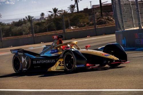 Formula E, ePrix di Marrakech: pole per Bird (2)