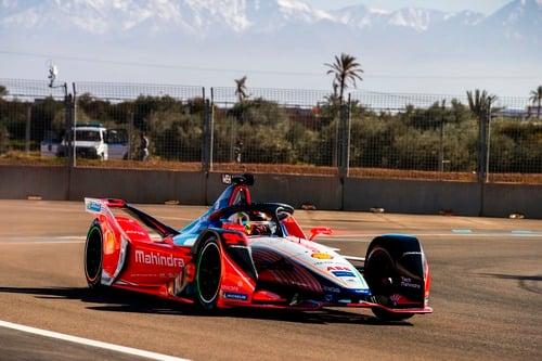 Formula E, ePrix di Marrakech: pole per Bird (7)