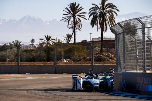 Formula E, ePrix di Marrakech: vince D'Ambrosio (4)