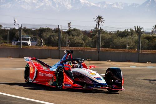 Formula E, ePrix di Marrakech: vince D'Ambrosio (7)