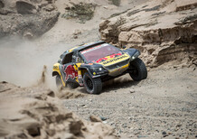 Dakar Perù 2019 Loeb-Peugeot. La Tempesta Perfetta. Seconda Vittoria