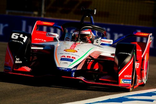 Formula E, ePrix di Marrakech: vince D'Ambrosio