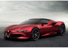 Nuova Alfa Romeo 8C, Ufficiale nel 2023?