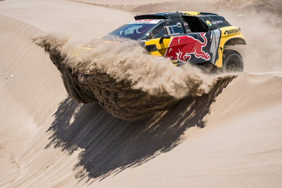 Loeb, tappa 6 Dakar 2019