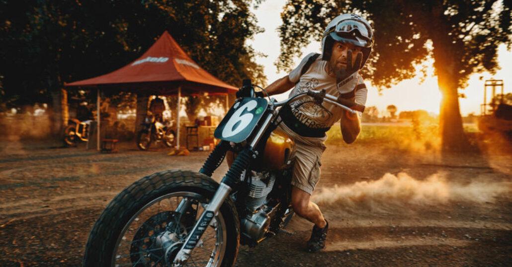 Husqvarna al Motor Bike Expo con Vitpilen e Svartpilen