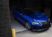Lexus RC F restyling, debutto al Salone di Detroit 2019 [Video]