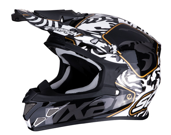 Nuova grafica Gnarly per lo Scorpion VX 21 Air