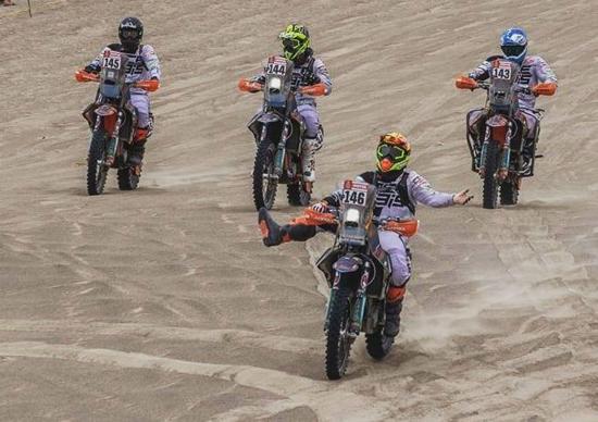 "Nico Cereghini: ""C'est le Dakar!"""