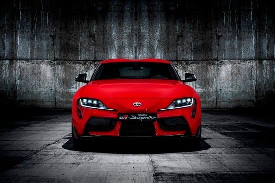 La Toyota GR Supra