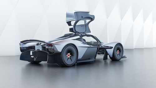 "Aston Martin Valkyrie ed il partner ""misterioso"" AF Racing. Chi sono?  (2)"