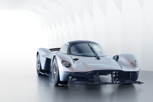 "Aston Martin Valkyrie ed il partner ""misterioso"" AF Racing. Chi sono?  (6)"