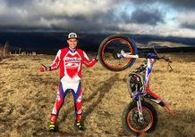 Beta ingaggia Benoit Bincaz per i Mondiali Trial GP ed X-Trial