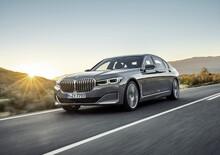 BMW Serie 7 2019, restyling di interni ed esterni per l'ammiraglia