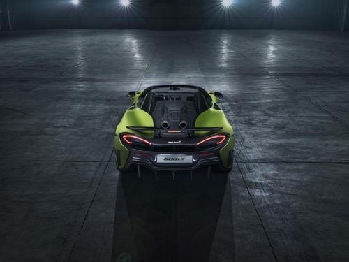 McLaren 600LT Spider, vento e leggerezza (3)
