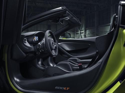 McLaren 600LT Spider, vento e leggerezza (9)