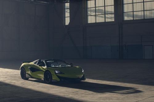 McLaren 600LT Spider, vento e leggerezza (7)