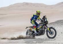 Dakar 2019 Perù. Tappa 9 a Metge (Sherco), è lotta a 3 per la vittoria