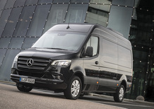Mercedes Sprinter, con MBUX l'ufficio si sposta con voi [Video]