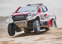 Dakar 19 100% Perù. Penultima Tappa. Price contro Quintanilla, (quasi) fatta per Al Attiyah