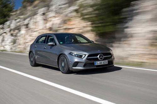 Mercedes Classe A Sport Extra, un anno di MBUX